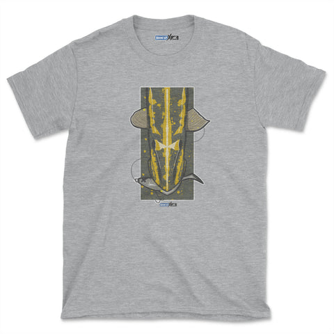 Pike's Baits (Short-Sleeve Graphic T-Shirt)