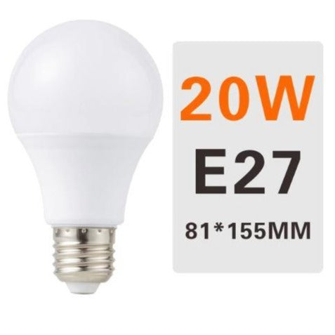 Ampoule LED E27 20W Blanc Froid