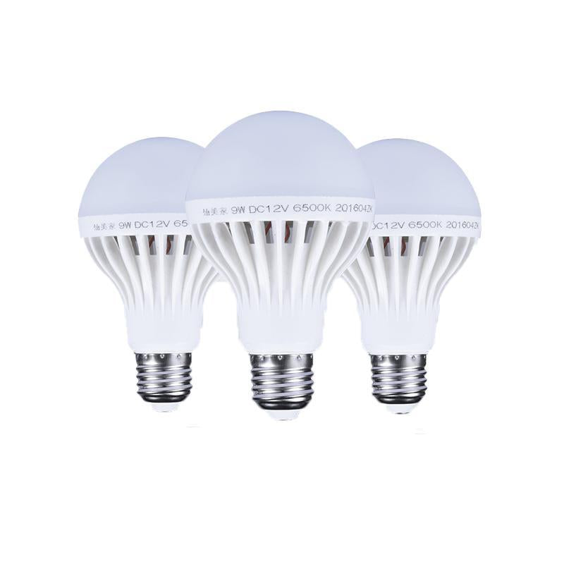 Ampoule LED E27 12 Volts | LumiDreams