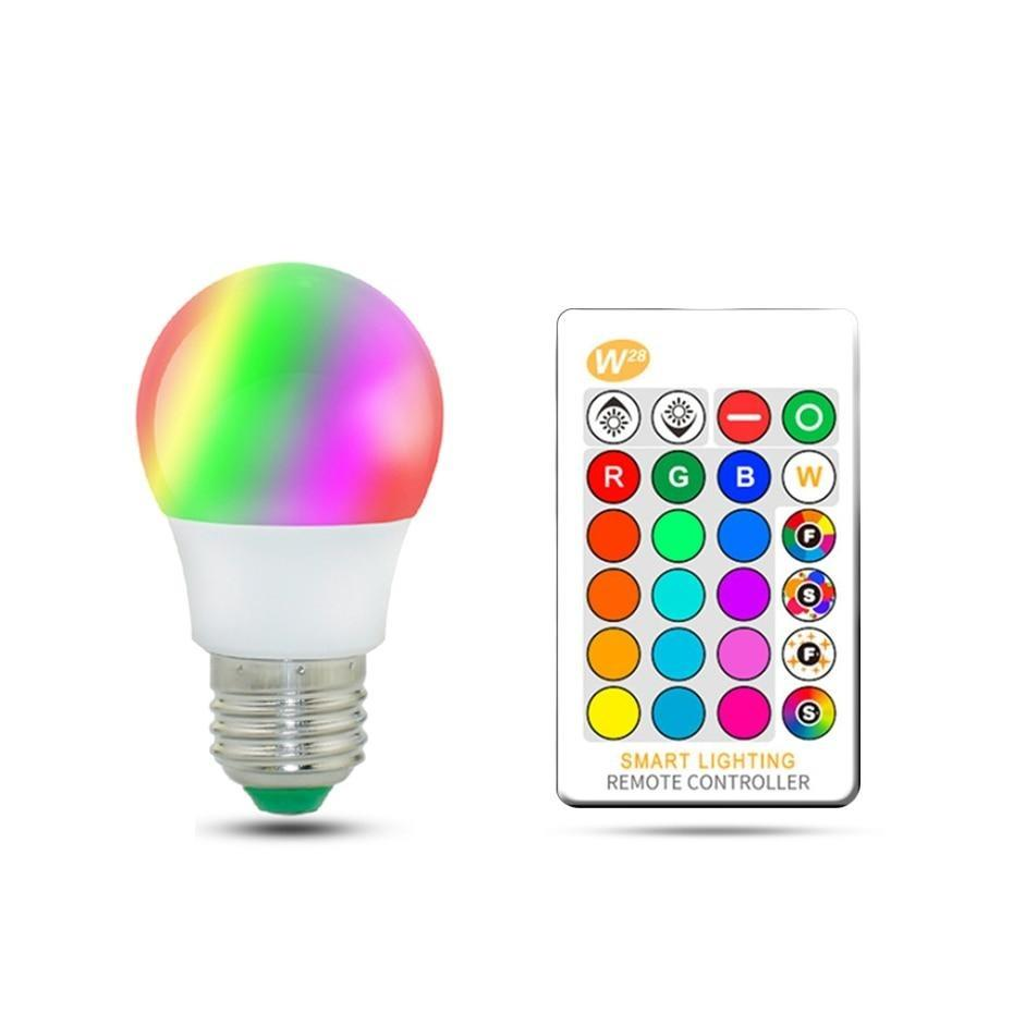 Ampoule LED E27 Couleur Changeante | LumiDreams