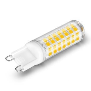 Lot de 9 ampoules LED G9