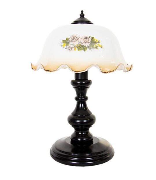 Lampe de Chevet Bois Antique | LumiDreams