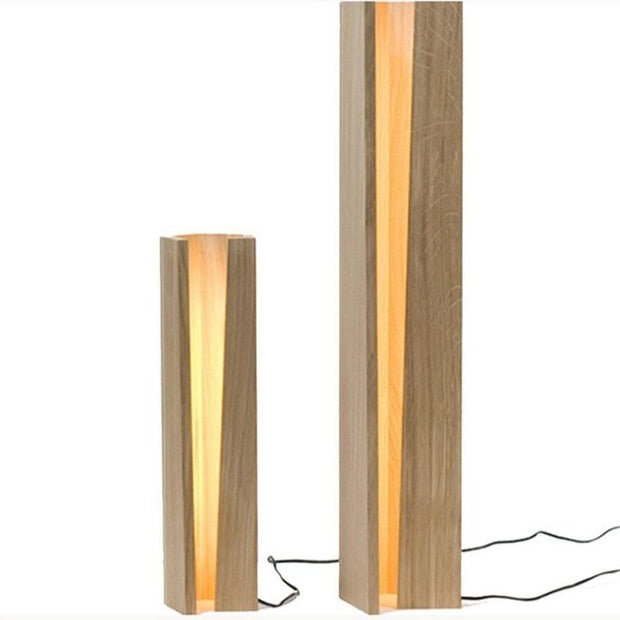 Lampe de Chevet Bois LED | LumiDreams