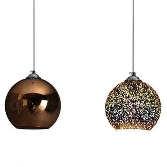 Lampe de Chevet Design Feu d'Artifice | LumiDreams