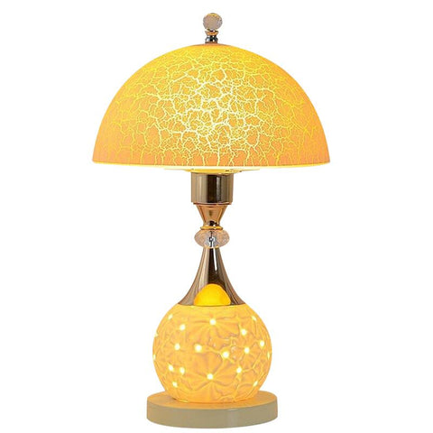 Lampe de Chevet Design Jaune | LumiDreams
