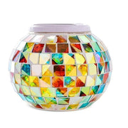 Lampe de Chevet Design Mosaïque | LumiDreams