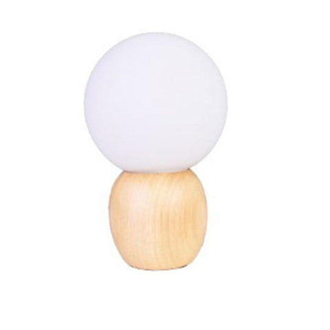 Lampe de Chevet Scandinave Ampoule LED | LumiDreams