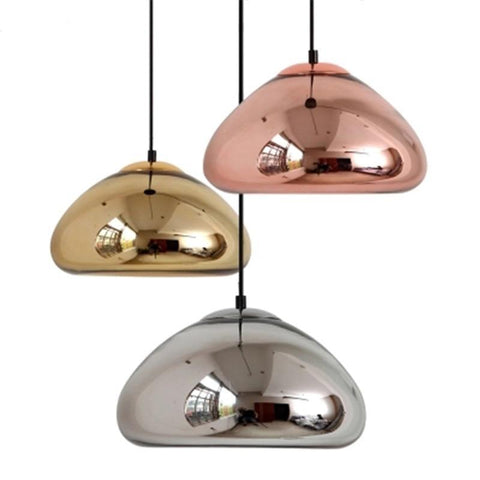 Lampe de Chevet Scandinave Suspendue Brillante | LumiDreams
