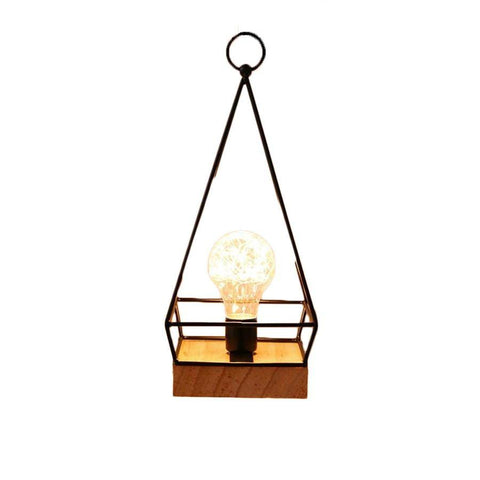 Lampe de Chevet Bois Design | LumiDreams