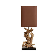 Lampe de Chevet Bois Naturel | LumiDreams