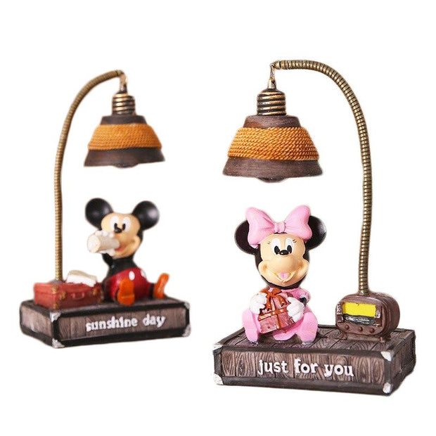 Lampe de Chevet Enfant Disney | LumiDreams
