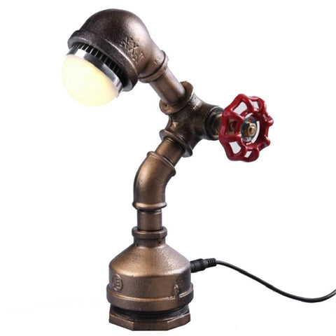 Lampe de Chevet Industrielle design | LumiDreams