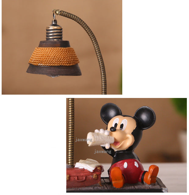 Lampe de Chevet Enfant Disney