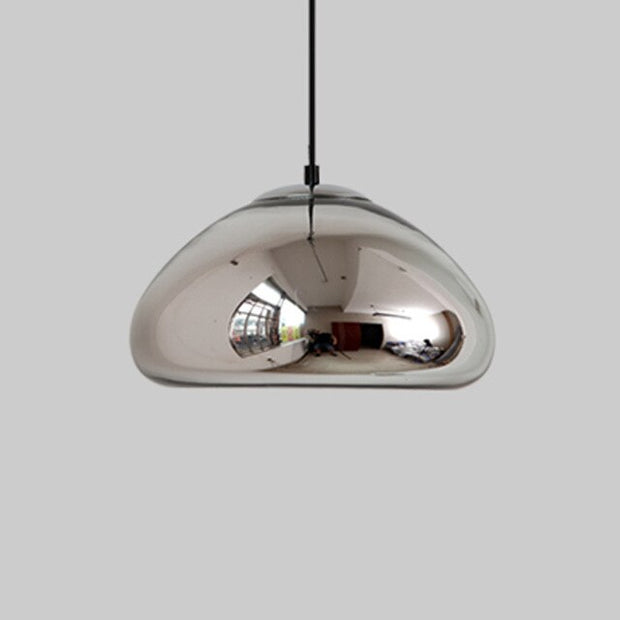 Lampe de Chevet Scandinave Suspendue Brillante