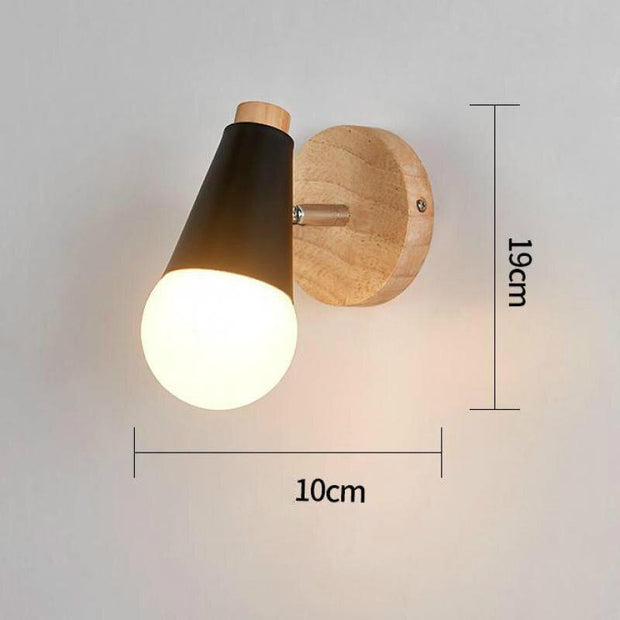 Lampe de Chevet Scandinave Applique