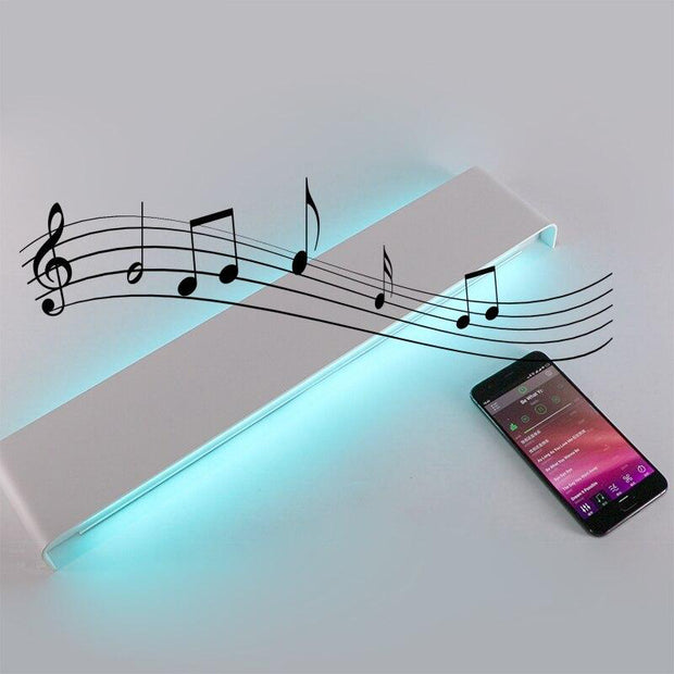 Lampe de Chevet Murale avec Application