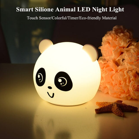 Lampe de Chevet Tactile Enfant