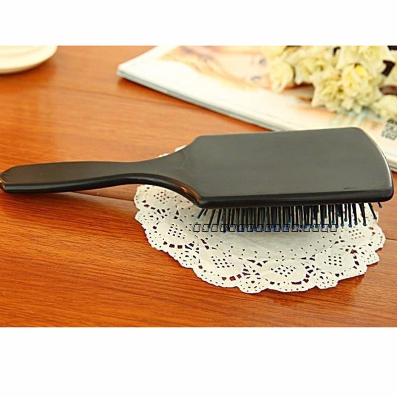 Abody Hair Scalp Massage Comb Hairbrush  Women Wet Curly Detangle Hair Brush for Salon Hairdressing Styling Tools