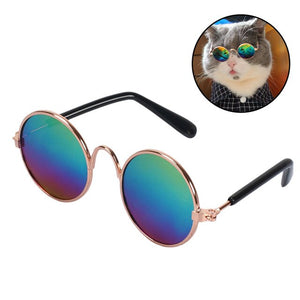 1PC Lovely Pet Cat Glasses Dog Glasses Pet Products for Little Dog Cat Eye-wear Dog Sunglasses Photos Pet Accessoires New