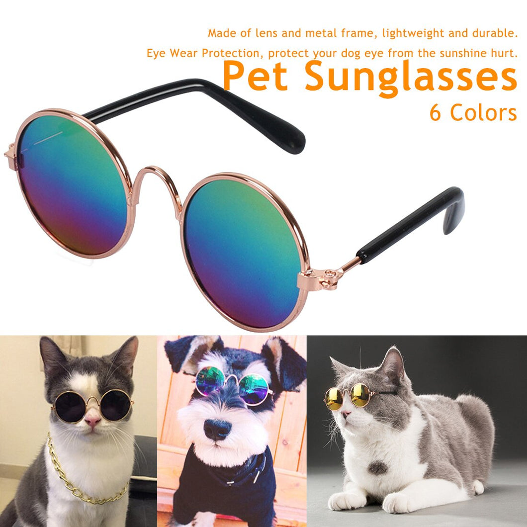 Pet Supplies Cat Glasses Dog Glasses Pet Products For Little Dog Cat Eye-wear Dog Sunglasses Photos Pet Accessoires