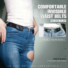 Load image into Gallery viewer, (50%OFF NOW)-Buckle-free Invisible Elastic Waist Belts