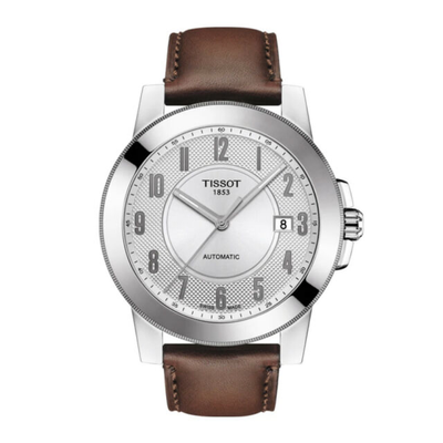 Gentleman 44mm by Tissot - Available at SHOPKURY.COM. Free Shipping on orders over $200. Trusted jewelers since 1965, from San Juan, Puerto Rico.