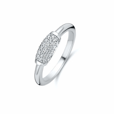 Pave Fortune Ring by Ti Sento - Available at SHOPKURY.COM. Free Shipping on orders over $200. Trusted jewelers since 1965, from San Juan, Puerto Rico.