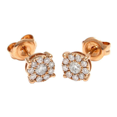 .31ct Diamond Earrings - SHOPKURY.COM