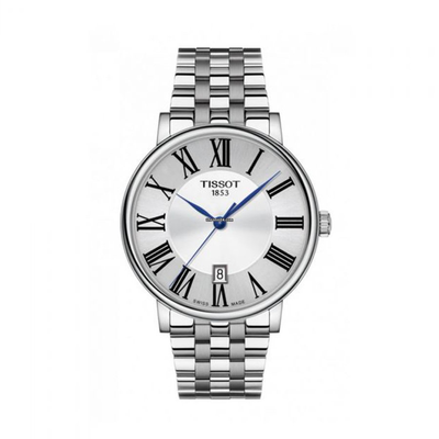 Carson Premium 40mm by Tissot - Available at SHOPKURY.COM. Free Shipping on orders over $200. Trusted jewelers since 1965, from San Juan, Puerto Rico.