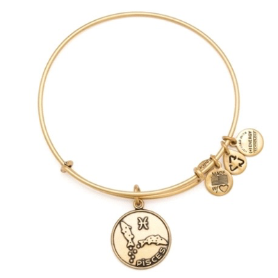 Pisces Bracelet by Alex and Ani - Available at SHOPKURY.COM. Free Shipping on orders over $200. Trusted jewelers since 1965, from San Juan, Puerto Rico.