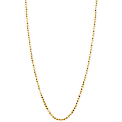 1.5MM Ball Chain 14K by Kury - Available at SHOPKURY.COM. Free Shipping on orders over $200. Trusted jewelers since 1965, from San Juan, Puerto Rico.