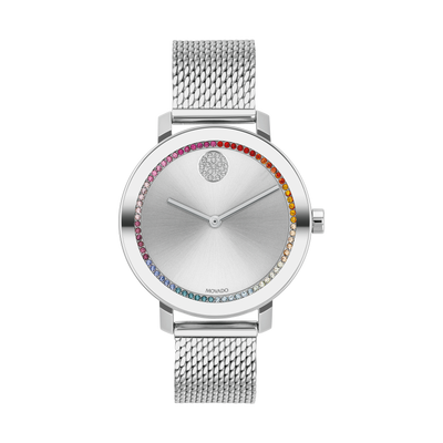 Bold Rainbow 34mm by Movado - Available at SHOPKURY.COM. Free Shipping on orders over $200. Trusted jewelers since 1965, from San Juan, Puerto Rico.