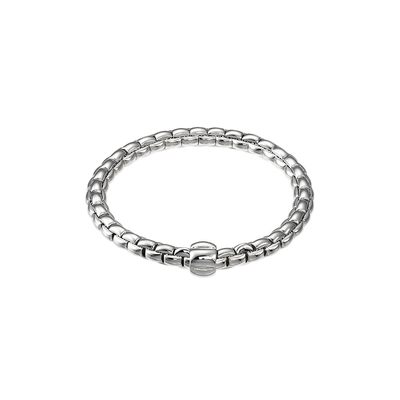White Gold Bracelet - SHOPKURY.COM