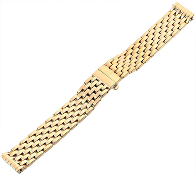 7 Link Yellow Strap by MICHELE - Available at SHOPKURY.COM. Free Shipping on orders over $200. Trusted jewelers since 1965, from San Juan, Puerto Rico.