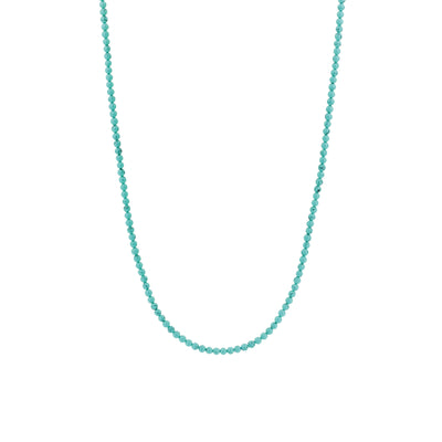 Long Turquoise Beads Necklace by Ti Sento - Available at SHOPKURY.COM. Free Shipping on orders over $200. Trusted jewelers since 1965, from San Juan, Puerto Rico.