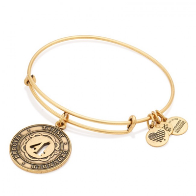 Lucky Number 4 Bangle - SHOPKURY.COM