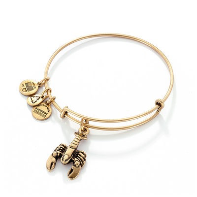 Lobster Bangle by Alex And Ani - Available at SHOPKURY.COM. Free Shipping on orders over $200. Trusted jewelers since 1965, from San Juan, Puerto Rico.
