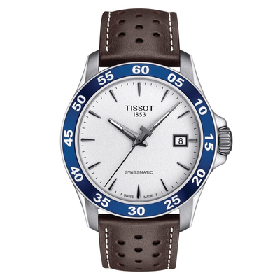 V8 Swissmatic by TISSOT - Available at SHOPKURY.COM. Free Shipping on orders over $200. Trusted jewelers since 1965, from San Juan, Puerto Rico.