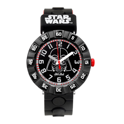 Star Wars Darth Vader by Flik Flak by Swatch - Available at SHOPKURY.COM. Free Shipping on orders over $200. Trusted jewelers since 1965, from San Juan, Puerto Rico.