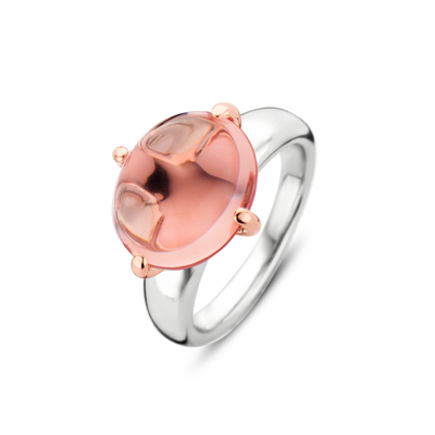 Rose Flowerbud Ring by Ti Sento - Available at SHOPKURY.COM. Free Shipping on orders over $200. Trusted jewelers since 1965, from San Juan, Puerto Rico.