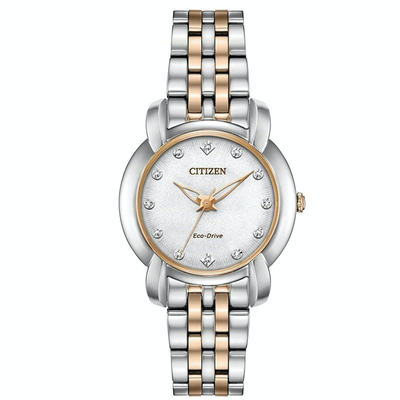 Jolie 30mm by Citizen - Available at SHOPKURY.COM. Free Shipping on orders over $200. Trusted jewelers since 1965, from San Juan, Puerto Rico.