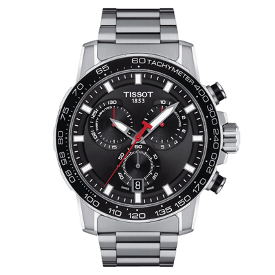Supersport Chrono 45.5MM by Tissot - Available at SHOPKURY.COM. Free Shipping on orders over $200. Trusted jewelers since 1965, from San Juan, Puerto Rico.