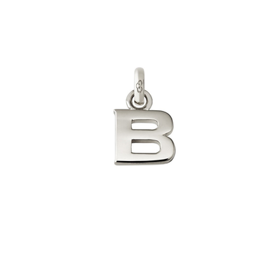 Letter B Pendant by Links Of London - Available at SHOPKURY.COM. Free Shipping on orders over $200. Trusted jewelers since 1965, from San Juan, Puerto Rico.