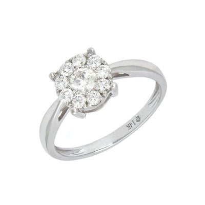 .51ct Diamond Ring by Kury - Available at SHOPKURY.COM. Free Shipping on orders over $200. Trusted jewelers since 1965, from San Juan, Puerto Rico.