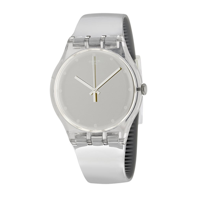Shiny Moon by Swatch - Available at SHOPKURY.COM. Free Shipping on orders over $200. Trusted jewelers since 1965, from San Juan, Puerto Rico.