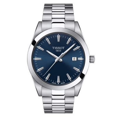Gentleman by Tissot - Available at SHOPKURY.COM. Free Shipping on orders over $200. Trusted jewelers since 1965, from San Juan, Puerto Rico.