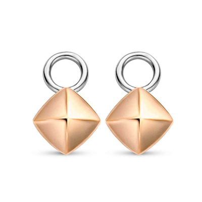 Rose Pyramid Ear Charm - SHOPKURY.COM