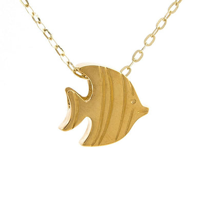 Angelfish Necklace - SHOPKURY.COM