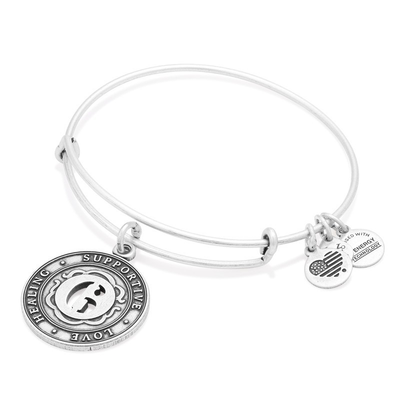 Number 6 Bracelet by ALEX AND ANI - Available at SHOPKURY.COM. Free Shipping on orders over $200. Trusted jewelers since 1965, from San Juan, Puerto Rico.