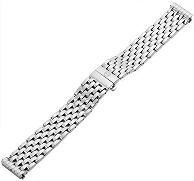 7-Link Strap by MICHELE - Available at SHOPKURY.COM. Free Shipping on orders over $200. Trusted jewelers since 1965, from San Juan, Puerto Rico.